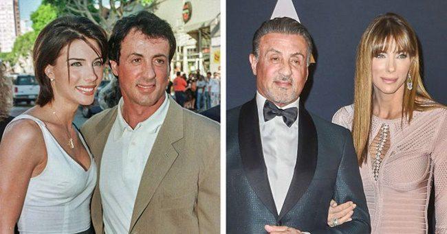 Sylvester Stallone már több mint két évtizede él boldog házasságban