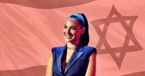 Gal Gadot kiállt a hazája mellett, aminek következtében elszabadult a komment pokol