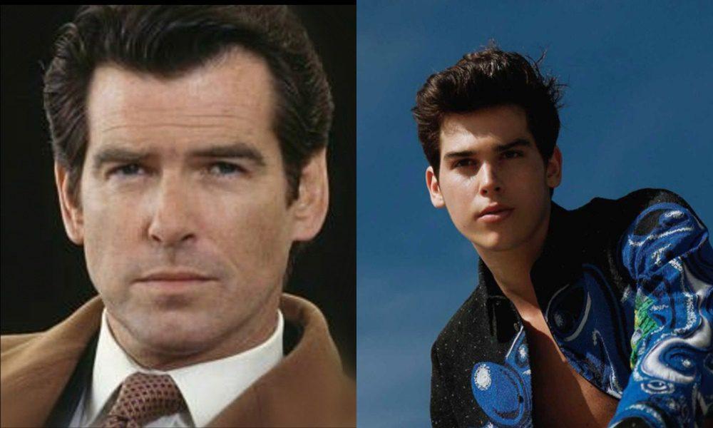 Pierce Brosnan fia felnőtt és elképesztően hasonlít apjára