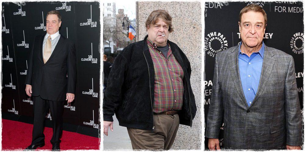 John Goodman is bizonyította 75 kilós fogyásával, hogy semmi sem lehetetlen