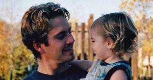 Már 8 éve, hogy elhunyt Paul Walker - Lánya így emlékezett meg róla