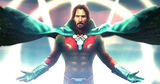 Keanu Reeves csatlakozik a DC szuperhősökhöz!