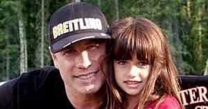 Így néz ki John Travolta lánya, aki felnőtt és vadítóan néz ki