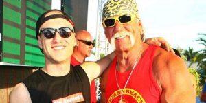 Hulk Hogan depresszióba esett a fia botrányos viselkedése miatt
