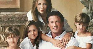 Sylvester Stallone lányai felnőttek és dögös nőkké váltak