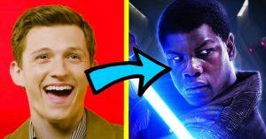 Egészen elképesztő! Tom Holland azért esett el a Star Wars szerepétől, mert röhögőgörcsöt kapott