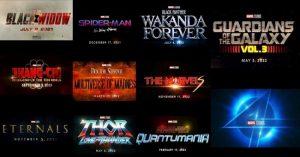 Milyen filmek várhatóak a Marvel-moziverzum negyedik fázisában?