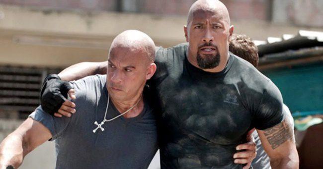 Tudta? Dwayne Johnson és Vin Diesel a valóságban ki nem állhatják egymást