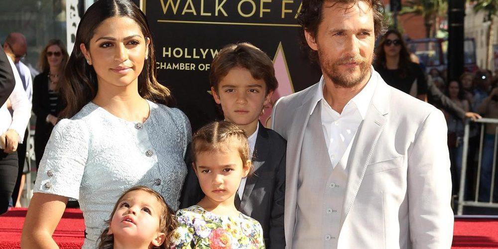 Matthew McConaughey csodálatos vallomása arról, amikor először találkozott élete szerelmével