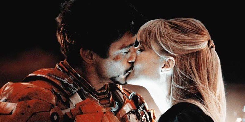 Gwyneth Paltrow nem volt megelégedve Vasember csókjával