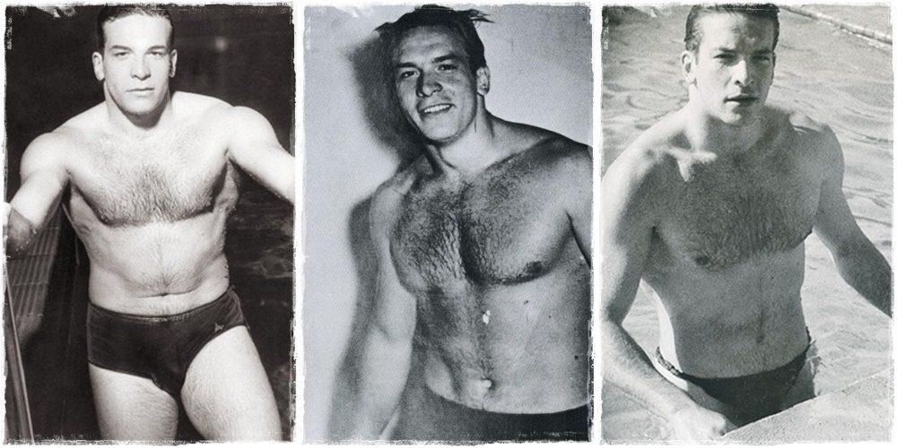 Így nézett ki fiatalon az egy szál fürdőnadrágban pózoló Bud Spencer