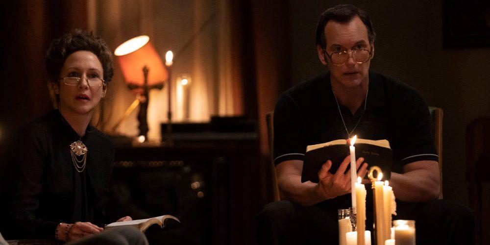 Ördögien nyálas horror   Démonok között: A ördög kényszerített (2021) - kritika