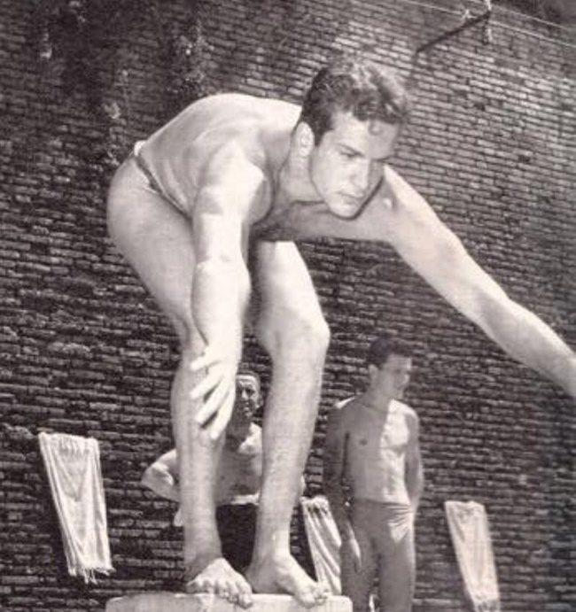Még az Olimpián is volt – így nézett ki fiatalon, ikonikus szakálla nélkül Bud Spencer