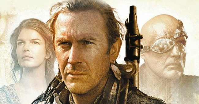 Kevin Costner 1995-ös filmje, a Waterworld - Vízivilág