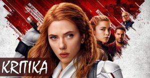 Kritika: Fekete Özvegy (Black Widow, 2021)