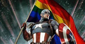 Nyíltan meleg Amerika Kapitányról készül a Marvel következő képregénye
