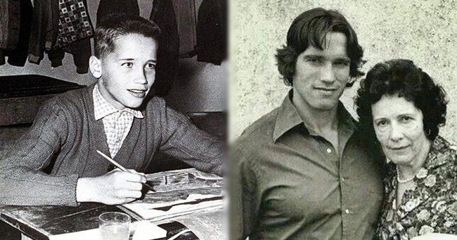 Tudta? Arnold Schwarzenegger apja náci volt és kínozta a fiát