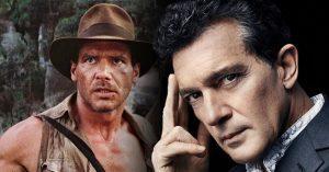Izmosodik az Indiana Jones 5 stábja: Antonio Banderas is szerepet kapott