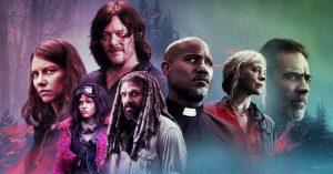Véget ér a The Walking Dead sorozat, a befejező évadhoz előzetes is érkezett