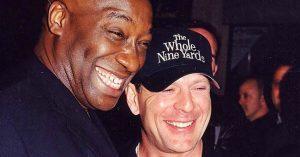 Már 8 éve, hogy elhunyt Michael Clarke Duncan – Barátjának, Bruce Willisnek köszönhette a világhírnevet