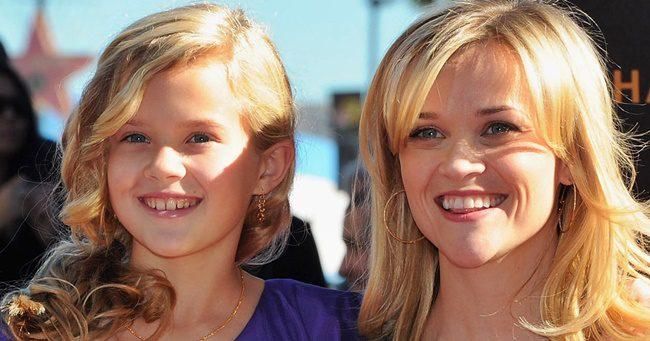 Szinte meg sem lehet különböztetni őket - Reese Witherspoon lánya már 21 éves