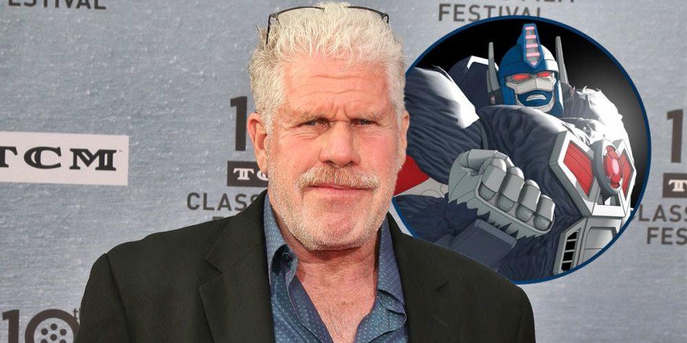 Ron Perlman is csatlakozik a Transformers moziverzumához!