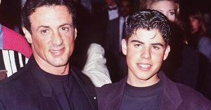 Már 9 éve, hogy elhunyt Sage Stallone – Sylvester Stallone teljesen összetört fia halálától