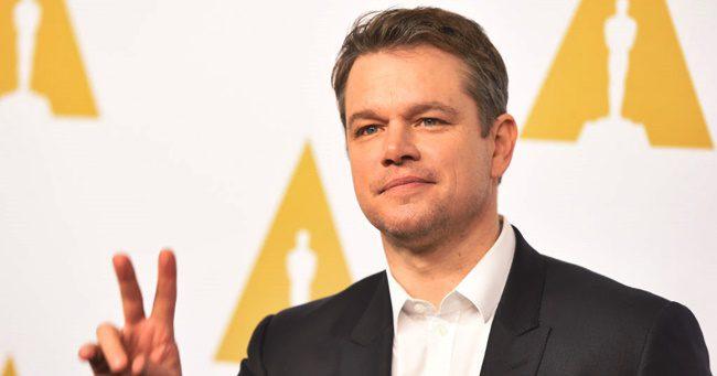 Matt Damon szégyelli, hogy régen szidta a melegeket, kiáll az LMBTQ közösség mellett