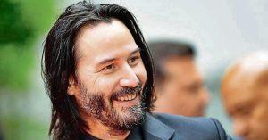 Keanu Reeves lemondott a fizetéséről a Mátrix stábja javára