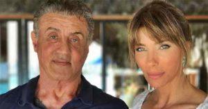 Elámulsz tőle: Sylvester Stallone felesége 52 évesen is elképesztően néz ki