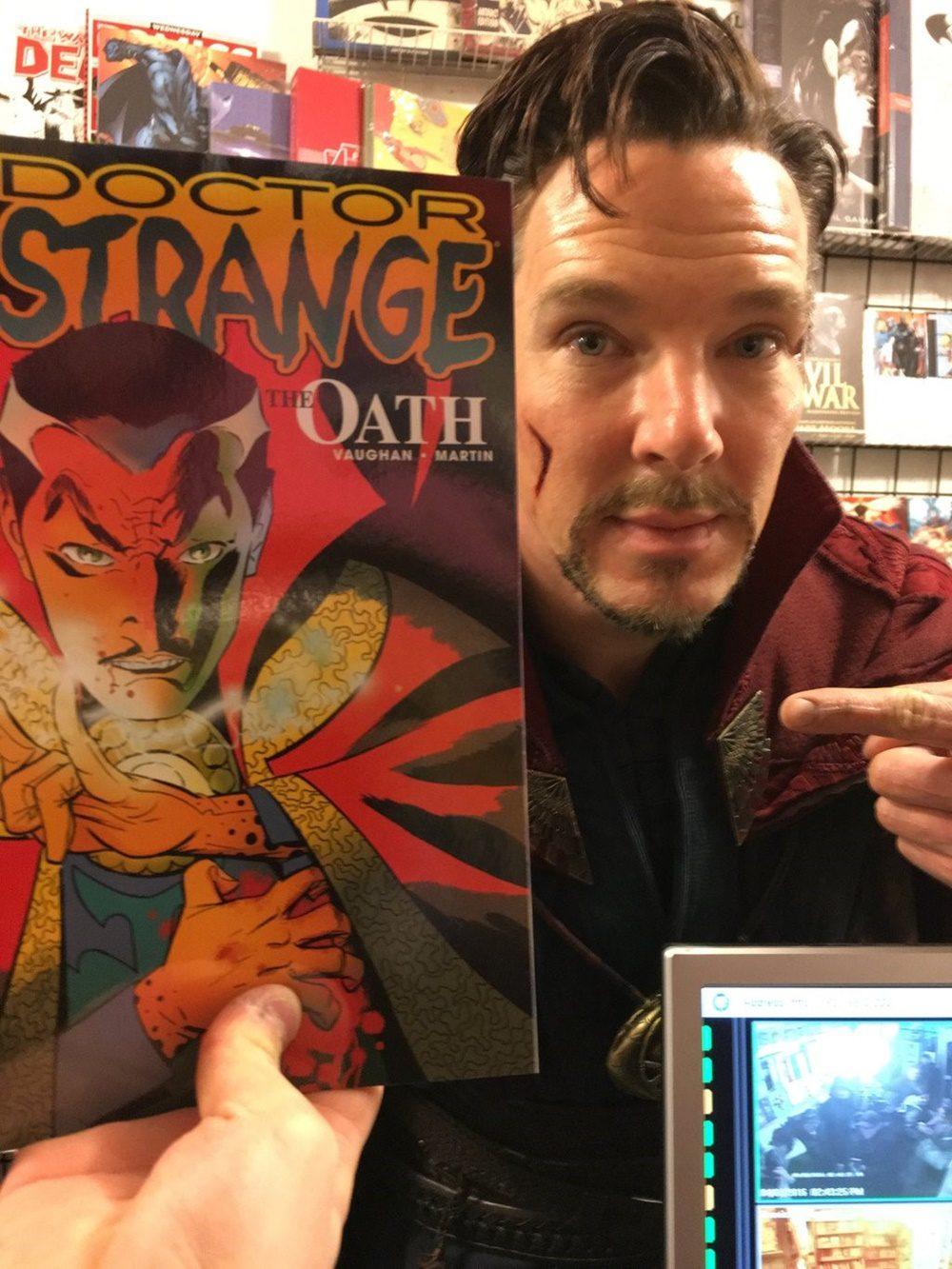 10 érdekesség, amit biztos, hogy nem tudtál a Doctor Strange filmről