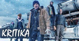 Kritika: Jeges Pokol (The Ice Road, 2021)