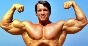Rá sem ismerünk! Így nézett ki Arnold Schwarzenegger, mielőtt még kigyúrta magát