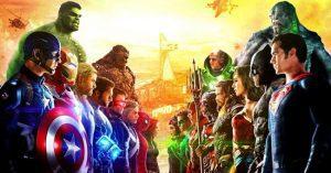 A Marvel atyja nem tartja kizártnak, hogy egy film erejéig egyesüljenek a DC univerzummal!