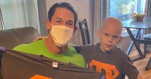 Nem csak a vásznon hős: John Cena több, mint 650 beteg kisgyerek kívánságát teljesítette