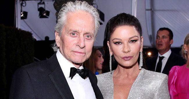 Wow! Elképesztően néz ki Michael Douglas és Catherine Zeta-Jones ritkán látott 18 éves lánya