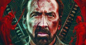Eszelős előzetest kapott Nicolas Cage szamurájkardos filmje