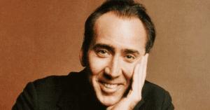 Rá sem ismerni! Így nézett ki fiatalon Nicolas Cage, mielőtt rendbe hozatta volna a fogait