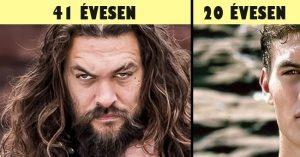 20 színész, aki legalább olyan jóvágású most, mint fiatalkorában