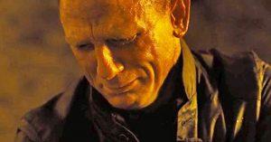 Megható videó: Daniel Craig elsírta magát az utolsó James Bond-filmje forgatásának végén