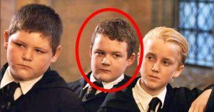 Rá sem ismersz! A Harry Potter lúzer melákja brutálisan kigyúrta magát