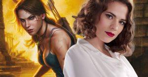 Új Lara Croft sorozat a láthatáron, már a főszereplő is megvan