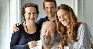 Megindító: Így néz most ki Bud Spencer özvegye és három gyermeke