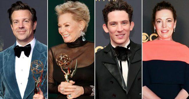 Emmy-díjátadó 2021: Tarolt A korona és a Ted Lasso