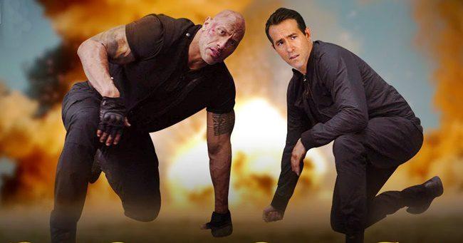 Baromi ütős előzetest kapott Dwayne Johnson és Ryan Reynolds közös mozija, a Különösen veszélyes bűnözők
