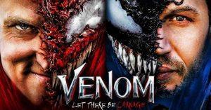 Vadonatúj jelenetek a Venom 2 legújabb kedvcsinálójában!