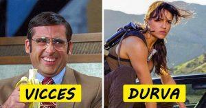 18 színész, aki minden filmjében ugyanolyan karaktert alakít