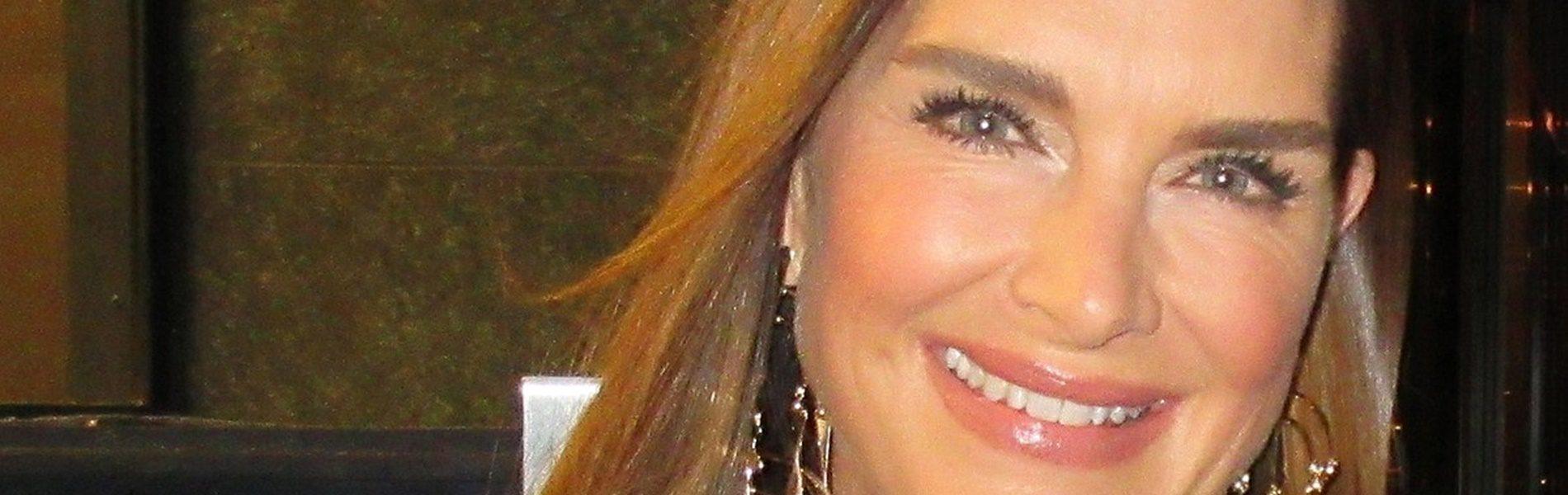 Plasztika nélkül is gyönyörű az 56 éves Brooke Shields - Ámulunk a friss fotóján