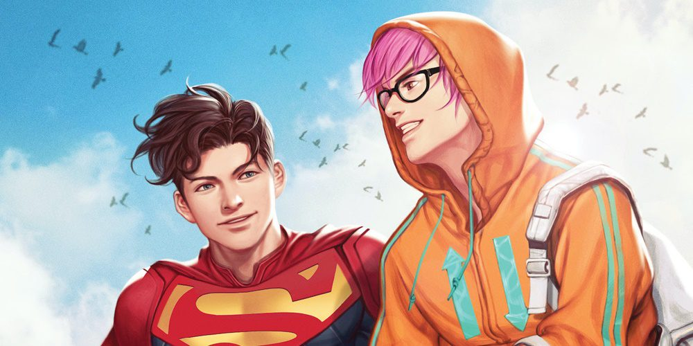 """""""Mindenkinek szüksége van hősökre"""" - Biszexuálisként coming outolt a DC új Supermanje, Jon Kent"""