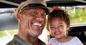Dwayne Johnson ismét bizonyította, hogy ő a legjobb fej hollywoodi sztár